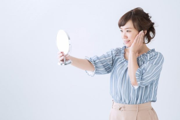 度あり乱視用の日本製のカラコンを装着したら、視界がハッキリして元気が湧いてきた