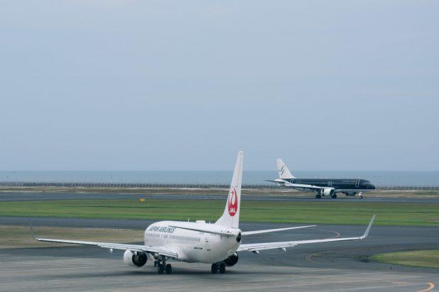 チャーター便で日本全国を巡り元気になった